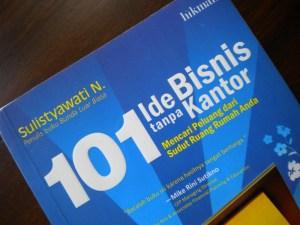 buku 101 ide bisnis dari rumah tanpa kantor